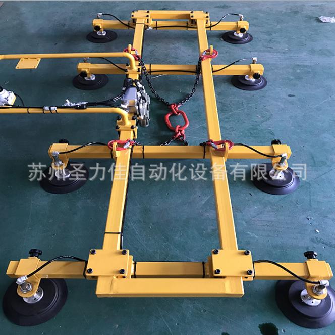 大型真空吸盘搬运板材机械手供应激光机上下料悬臂吊真空吸盘