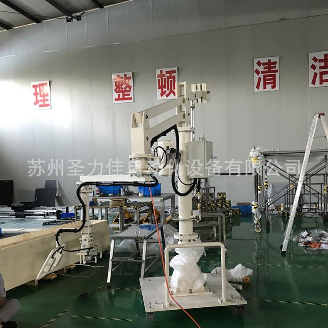 立柱式悬臂吊厂家直销小型电动悬臂吊定制可移动式悬臂吊