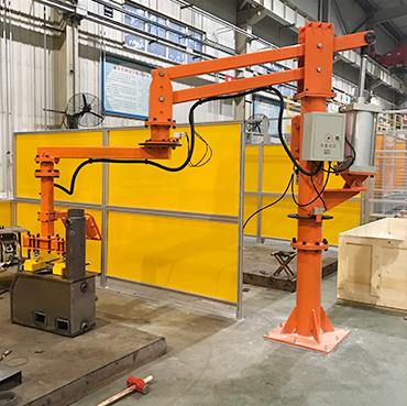 金属规则物体电磁铁吸取式搬运