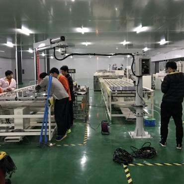 苏州助力机械手大型真空吸盘钢板玻璃平面板材上下料助力机械手
