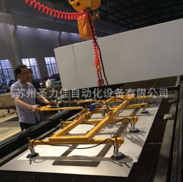 苏州悬臂吊吸取真空吸盘助力机械手激光机钢板自动上下料真空吊具