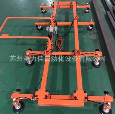 悬臂吊真空吸盘助力机械手激光机钢板自动上下料真空吸盘吊具定制
