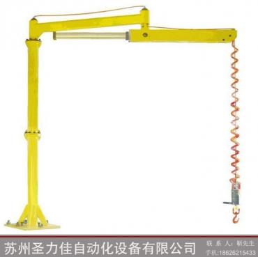 苏州助力机械手销售软索平衡吊码垛机械手气动助力机械手气动葫芦