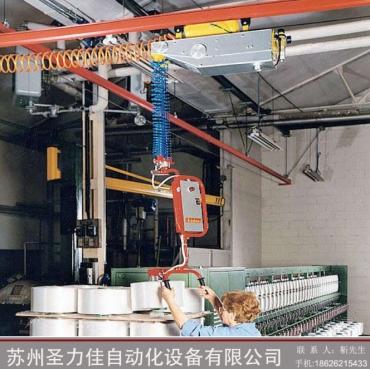 苏州生产全气动助力机械手 软索气动圆卷状 搬运码垛助力机械手