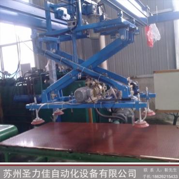 激光机钢板上下料移栽助力吊具框架式大型真空吸盘助力码垛机