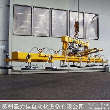 苏州超重激光机钢板真空吸盘手 大型吸盘助力搬运码垛机械手